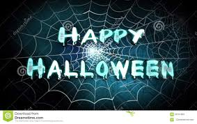 happy halloween spider web stock video video 59197845