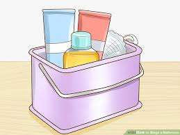 How To Stage A Bathroom How To Stage A Bathroom 13 Steps With Pictures Wikihow