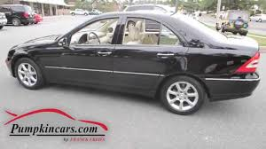 2007 mercedes benz c280 4matic youtube