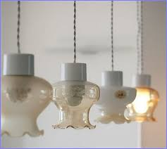 Vintage Glass Chandelier Vintage Glass Chandelier Shades Home Design Ideas
