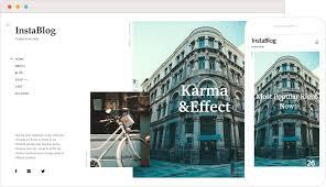 Home Design Lover Website Brand New Minimalist Blogging Wp Theme For Instagram Lovers