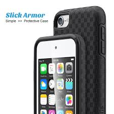 ipod touch 6 black friday ulak hybrid shockproof hard rugged slick armor case for apple