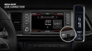 seat ateca 2016 media tutorial infotainment system seat ateca 2016 motorhome cz