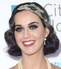 roaring 20s hair styles katy perry the gatsby inspired glitz adorned flapper fantastic