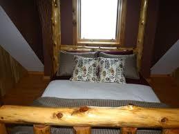 luxury log home on lake michigan last homeaway brevort
