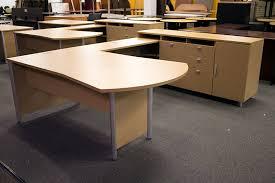 Used U Shaped Desk Used Artopex U Shaped Desk Office Furniture Warehouse