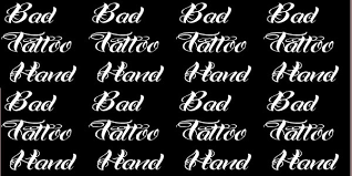 100 tattoo font maker free tattoo font generator all about