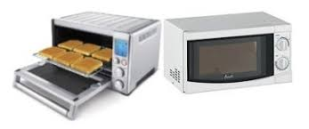 Conventional Toaster Oven Toaster Oven Vs Microwave What Are The Differences