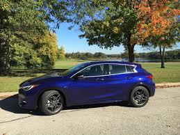 infinity car blue enter the hatchover 2017 infiniti qx30 sport is more hatchback