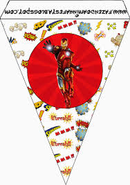 avengers party invitations printable free iron man free party printables oh my fiesta for geeks
