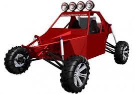 buggy design badland buggy