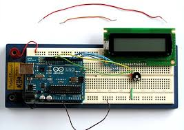 tutorial 12 arduino lcd connection and sketches