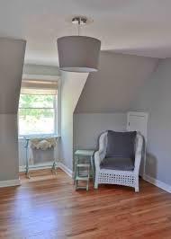Pink Peonies Nursery Interior Stonington Gray Living Room Inspirations Living Room