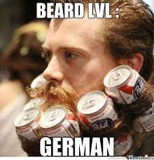 Beard Meme - german beard by kognak meme center