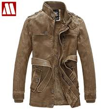 motorcycle coats compare prices on mens leather trench coats online shopping buy
