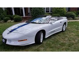 Last Year Of Pontiac Firebird Classic Pontiac Firebird For Sale On Classiccars Com 583 Available