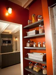 Bookshelves Wooden Inspiring Pantry Home Kitchen Design Ideas Containing Fabulous