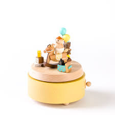 music boxes whimsical wooden music boxes papyrus
