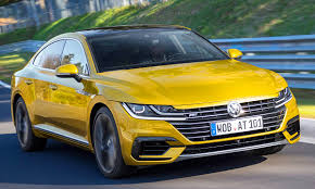 volkswagen arteon 2017 vw arteon 1 generation autozeitung de
