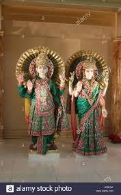 hindu l statues of hindu deities vishnu l the preserver and the