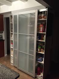 ikea shelf hack ikea bookcase hack with pax doors new kitchen pantry decor