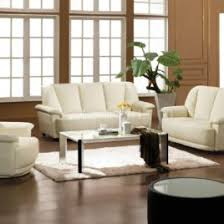 3 Pc Living Room Set Living Room Modern Leather Furniture Search Leather White
