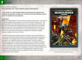 how to paint citadel miniatures necrons by games workshop on ibooks