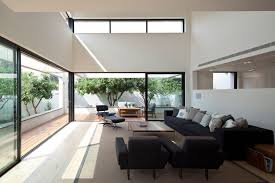 modern house cozy living room design inside contemporary house g