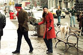 red prada coat all about carolyn bessette kennedy