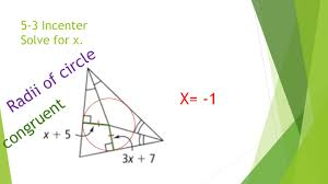 geometry ch 5 test review ppt video online download