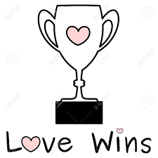 black white pink wins odds with lovely trophy vector