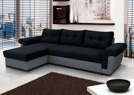 sky fabric corner sofa bed with storage in truffle nrtradiant com