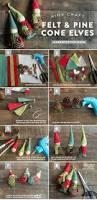 21 best diy pine cone craft ideas homemade christmas decorations