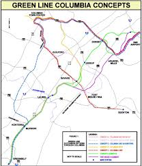 Bwi Airport Map Autumn Walk Emerson Metro Green Line At Konterra