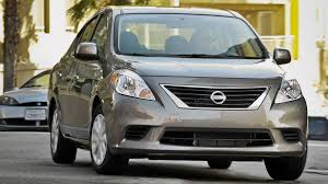 nissan sedan 2012 2012 nissan versa sedan big on room but little else the globe