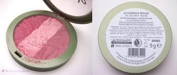 Rosa K He Kaufen Dezenter Glanz Alverde Schimmer Rouge Secret Rose Lila Lummerland