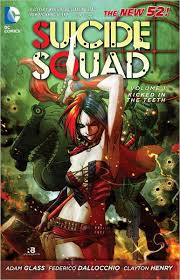 Comic Books Barnes And Noble Squad Vol 1 Kicked In The Teeth The New 52 By Adam