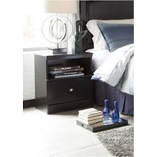 Bedroom One Furniture B420 91 Ashley Furniture Emmafield Bedroom One Drawer Nightstand
