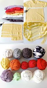 Upcycle Old Tshirts - upcycle style braided t shirt rug my poppet makes