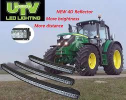 led tractor light bar 240 watt led light bar tractor 4x4 combine fastrac
