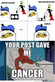 Dolan Duck Meme - rmx dolan duck by brandon007 meme center