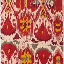 Ikat Runner Rug Carpet U0026 Rugs Appealing Pattern Ikat Rug For Unique Floor Decor