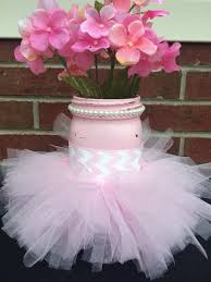 Centerpiece For Baby Shower by It U0027s A Baby Shower Decor Painted Pink Mason Jar