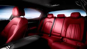 maserati ghibli interior maserati ghibli white with red interior wallpaper 1280x720 16937