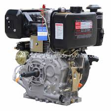 china 6 5hp single cylinder 4 stroke air cooled diesel engine