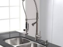 kitchen faucet amazing handle pull down kitchen faucet