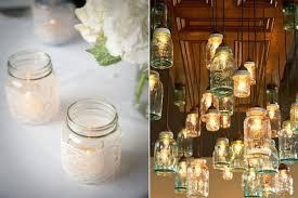 jar wedding ideas wedding table themes using jars jar wedding ideas