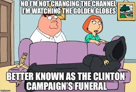 Funny Family Guy Memes - image tagged in golden globes family guy memes funny memes hillary