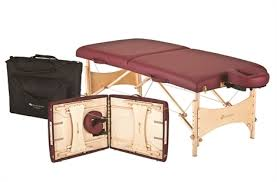 portable physical therapy table table talk selecting a massage table massage therapy journal
