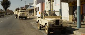 siege cars imcdb org 1954 land rover 86 series i in the siege of jadotville